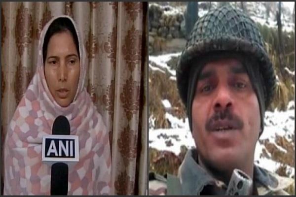 BSF डीजी ने कहा- तेज बहादुर के पत्नी की याचिका का कोर्ट में देंगे जवाब