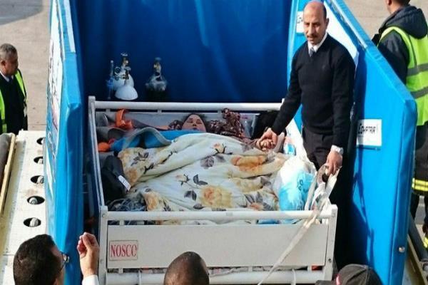 500 kg की इमान का इलाज शुरू, पहली सर्जरी से घटेगा 200 किलो वजन