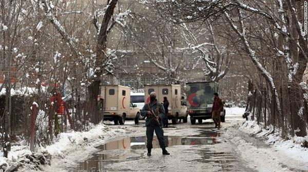 काबुलः सुप्रीम कोर्ट में आत्मघाती हमला, 20 की मौत