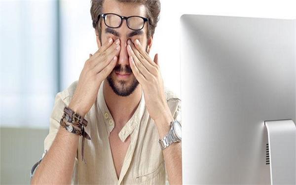 इन आदतों के कारण आंखों को झेलना पड़ता सकता है नुकसान