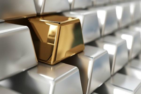कमजोर वैश्विक संकेतों से सोना वायदा भाव में 39 रुपए की गिरावट