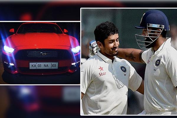 इस कार के नंबर प्लेट पर हैं टीम इंडिया के इस खिलाड़ी की कहानी