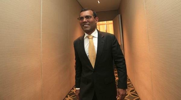 राष्ट्रपति चुनाव लडऩे के लिए मालदीव लौटेंगे नशीद