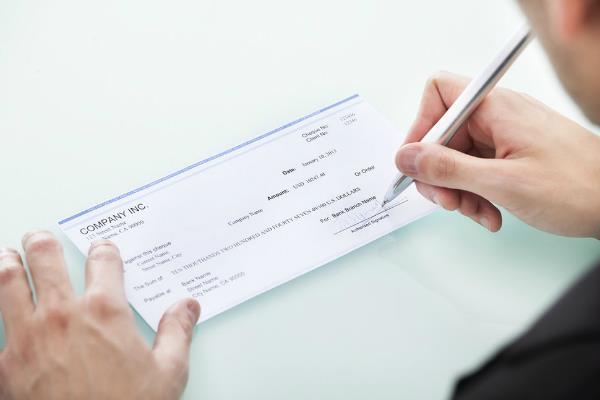 चेक या ई-तरीके से होगा वेतन भुगतान, कानून को राष्ट्रपति की मंजूरी