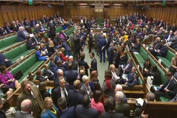 ब्रेक्जिट को लेकर संसद के मतदान में जीती टेरीजा