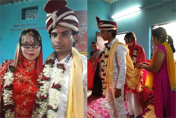 2 बच्चों के पिता पर आया विदेशी महिला का दिल, भारत आकर लिए 7 फेरे