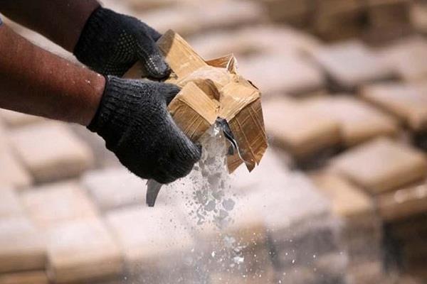 राष्ट्रमंडल पदक विजेता समेत तीन लोग 25 किलोग्राम ड्रग के साथ गिरफ्तार