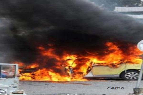 बगदाद में कार बम विस्फोट में 23 की मौत, 45 घायल
