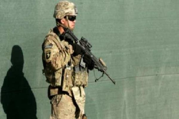 अफगानी सैनिक की गोलीबारी में तीन अमेरिकी सैनिक घायल