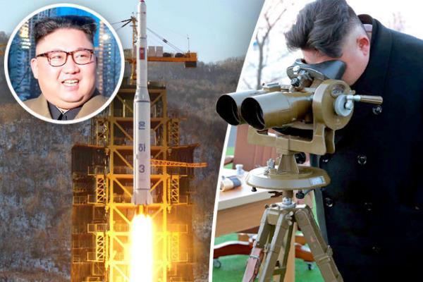 उत्तर कोरिया ने नए रॉकेट इंजन का परीक्षण किया: केसीएनए
