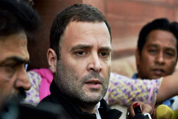 'चुनावों में लगातार हार रही कांग्रेस, वर्ल्ड रिकॉर्ड में शामिल हो राहुल गांधी का नाम'