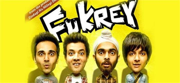 fukrey returns first look revealed movie to release on december 8