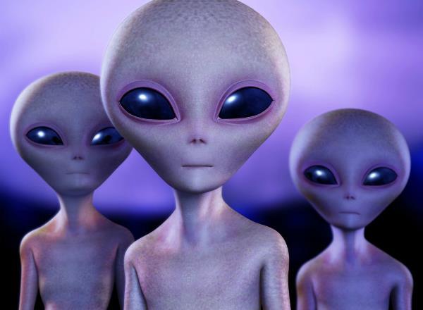 अमेरिकी टीवी टीम का दावा,छत्तीसगढ़ में मिले 'एलियन' के निशान!