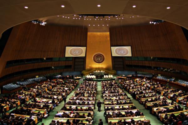 कश्मीर मुद्दे पर संयुक्त राष्ट्र में भारत ने पाक को दिखाया आईना