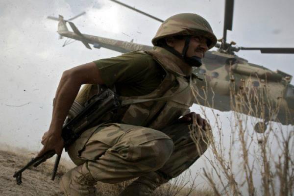 पाकिस्तान में जांच चौकी पर हमला, 6 आतंकियों सहित 8 की मौत