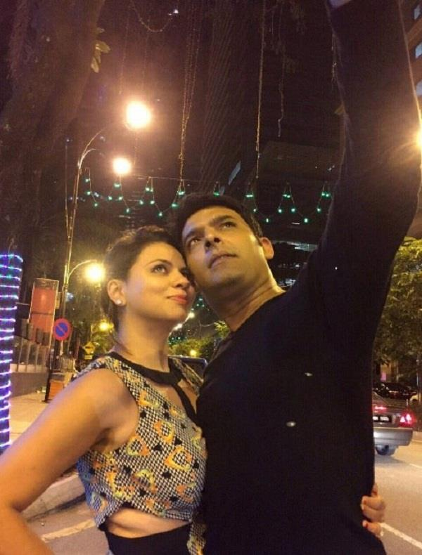 kapil sharma ex girlfriend preeti simoes  congratulatory tweet