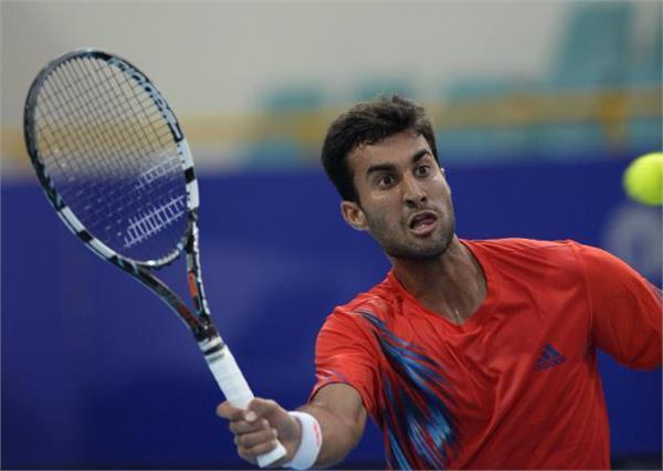 टेनिस टूर्नामैंट: क्वार्टरफाइनल में पहुंचा युकी भांबरी