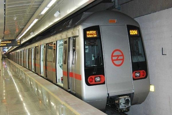 जाट आंदोलन का दिल्ली मेट्रो पर दिखा असर