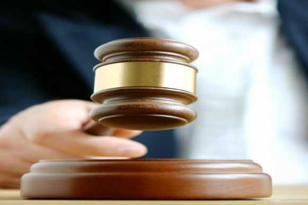 चेक बाऊंस मामले में प्रॉपर्टी व्यवसायी को कारावास