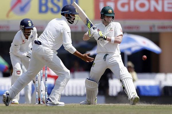 हैंड्सकोब और मार्श ने भारत की उम्मीदों पर फेरा पानी, ड्रा पर समाप्त तीसरा टेस्ट मैच