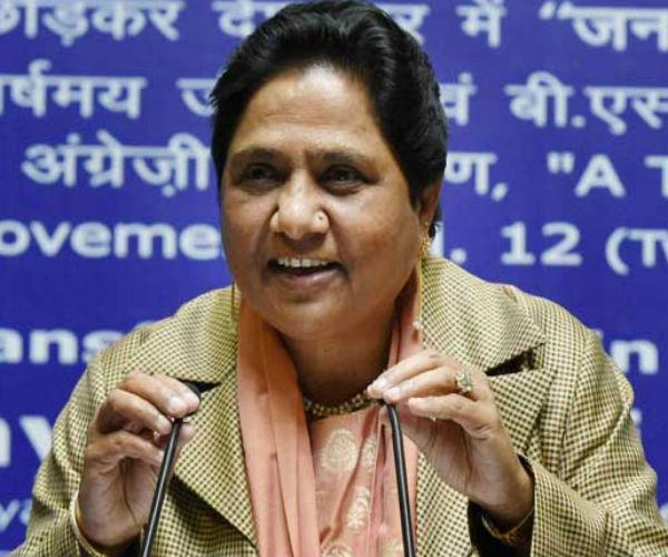 NDA को मायावती का झटका, कहा-राष्ट्रपति पद के लिए मीरा कुमार, कोविंद से ज्यादा काबिल उम्मीदवार