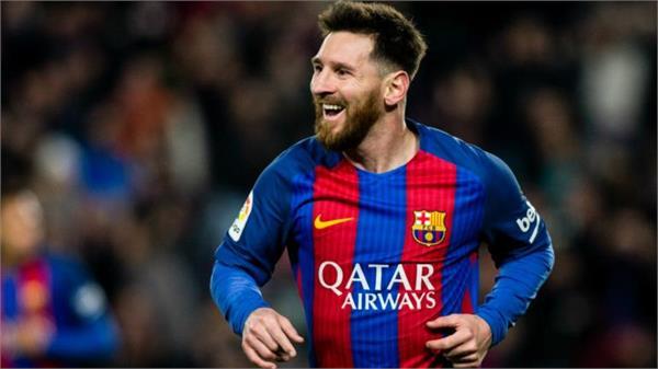 मेसी के शानदार खेल से बार्सिलोना जीता