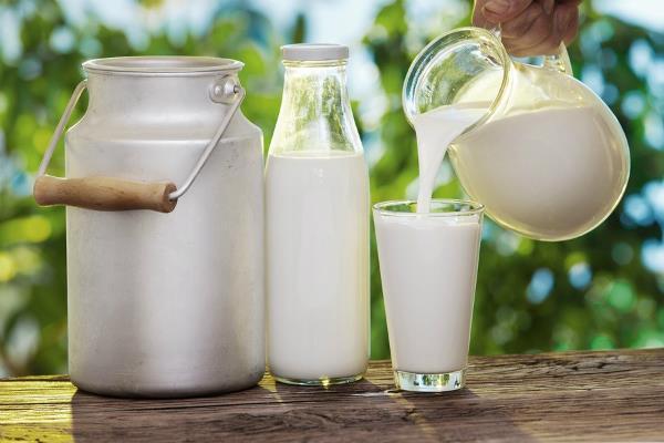 देश के 18 राज्य करते हैं 90 फीसदी दूध का उत्पादन