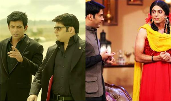kapil sharma on facebook after the quarrel with sunil grover