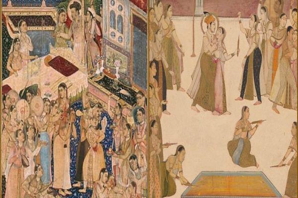 मुगल बादशाह भी होली के बहुत दीवाने थे, जानिए होली का वैदिक-कालीन स्वरूप