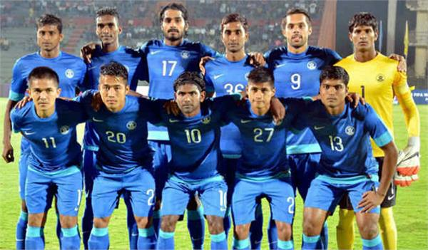 भारत ने AFC एशिया कप क्वालीफायर से पहले ट्रेनिंग सत्र में लिया हिस्सा