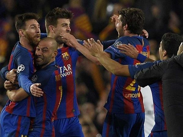 PSG को 6-1 से हराकर क्वार्टरफाइनल में पहुंचा बार्सिलोना