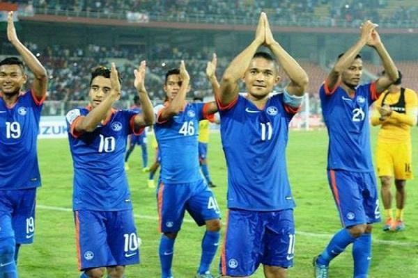 लेबनान और फलस्तीन के खिलाफ फुटबॉल मैत्री मैच खेलेगा भारत