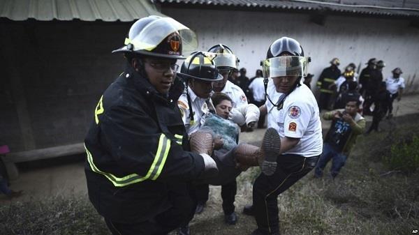 ग्वाटेमाला जेल में दंगे; 2 की मौत, कई घायल