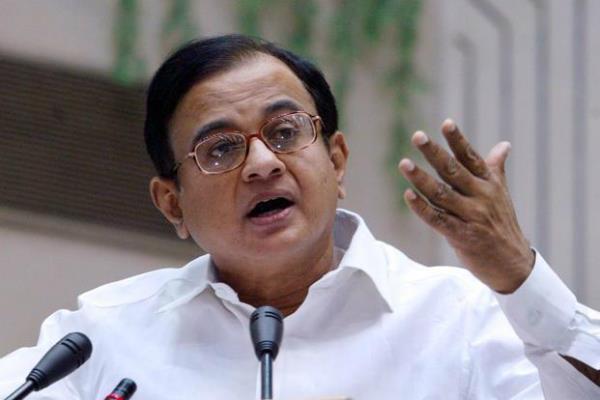 चिदंबरम ने स्वीकारा, BJP-RSS के आगे नहीं टिकता कांग्रेस का संगठनात्मक ढांचा