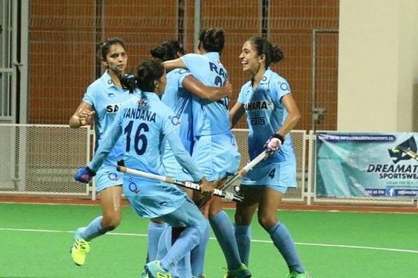 भारत ने बेलारूस का 5-0 से किया सफाया