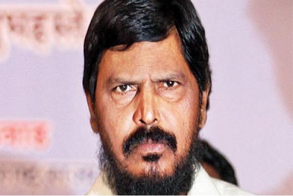 आरपीआई से गठबंधन के कारण यूपी में भाजपा को मिला दलित वोट: अठावले