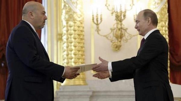 इजरायल का राजदूत रूस मेंतलब
