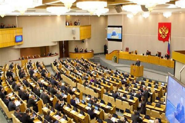 रूसी संसद ने दी अमरीकी मीडिया की जांच को मंजूरी