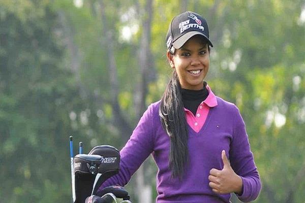 हीरो महिला पेशेवर गोल्फ टूर्नामेंट में वाणी की बढ़त बरकरार