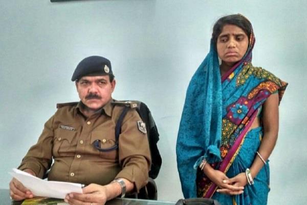 तख्त श्री हरमंदिर साहिब को धमकी देने वाली महिला काबू