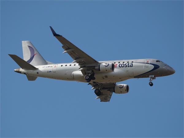 एयर कोस्टा की समस्या बढ़ी, 40 पायलटों ने कंपनी छोड़ी