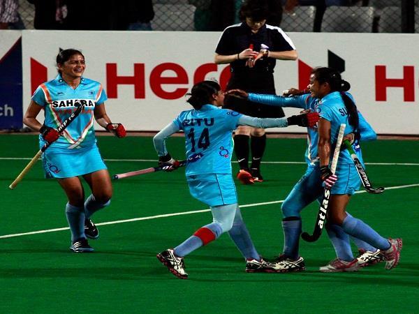 भारतीय महिलाओं ने पहले हॉकी टेस्ट में बेलारूस को 5-1 से हराया