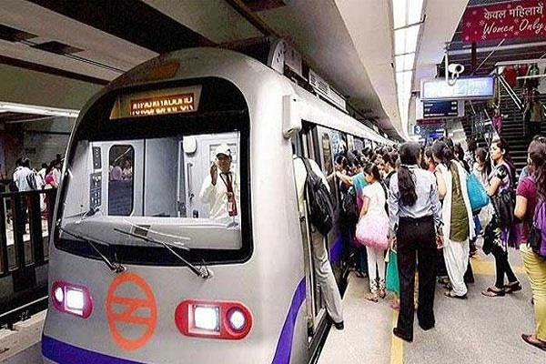 जाट आंदोलन: सोमवार को पूरी तरह सामान्य रहेगी मेट्रो सेवा, लेकिन चौकसी बरतेगी दिल्ली पुलिस
