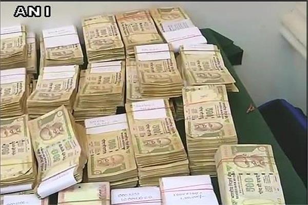हैदराबाद में 1 करोड़ 35 लाख के पुराने नोटों सहित; 3 गिरफ्तार