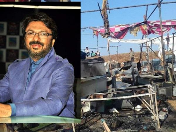 rajasthan minister support to karni sena