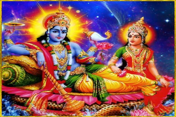 ऋग्वेद में बताया गया है ये विष्णु मंत्र, इसके आकर्षण में बंध जाती हैं लक्ष्मी