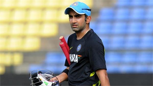मैच में शानदार जीत के बाद गंभीर ने की गेंदबाजों की तारीफ