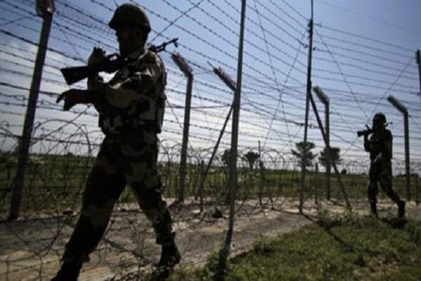 पाकिस्तान ने किया नियंत्रण रेखा के पास संघर्ष विराम का उल्लंघन