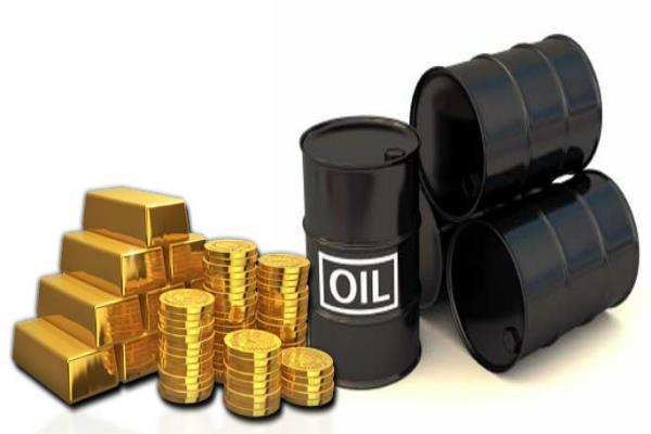 कच्चे तेल में तेजी, सोने में भी बढ़त