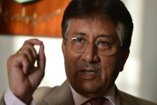 कुलभूषण के खिलाफ पाक के पास पुख्ता सबूत, टांग न अड़ाए भारत: मुशर्रफ